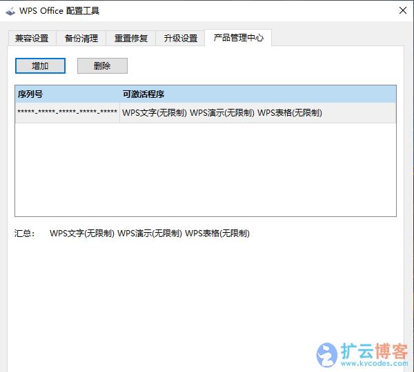最新的WPS2019ProPlus.11.8.6.8697专业增强自激活版+正版激活序列号|扩云博客